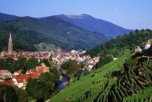Colmar Atletic: ruta en bicicleta por Alsacia