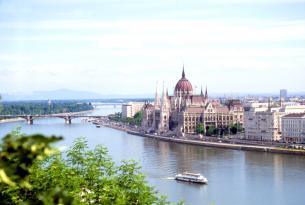 En bici por Viena, Bratislava y Budapest