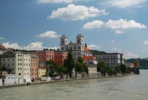 Viaje en bicicleta por el Danubio alemán: de Donauwörth a Passau