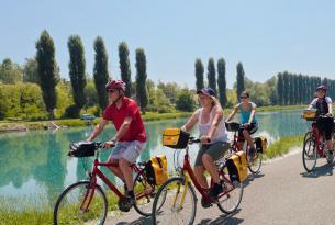 El Tirol en bicicleta: de Bolzano a Venecia