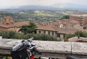 La Toscana en bicicleta: de Montecatini a Florencia