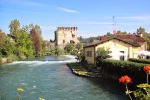 Véneto en bicicleta: de Vicenza a Abano Terme en familia