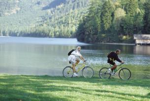 Austria: en bicicleta por Salzkammergut