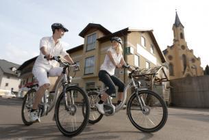 Austria en bicicleta: La Ruta de Mozart