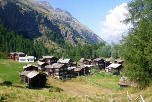 Chamonix-Zermatt: El trekking de los Alpes