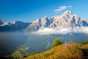 Senderismo en los Dolomitas Italianos