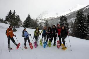 Raquetas de nieve en Benasque (salida especial Semana Santa)