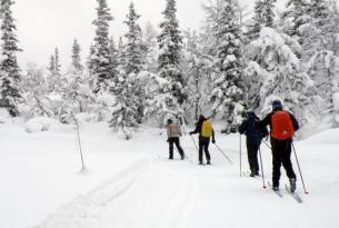 Travesía de Esquí de Fondo en el Jura