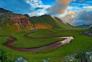 Senderismo en los Valles de Hecho y Ansó