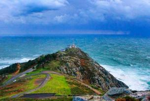 Camino Dos Faros (P.N. Islas Atlanticas y Ribeira Sacra)