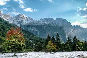 Trekking por los Balcanes: Albania, Kosovo y Montenegro