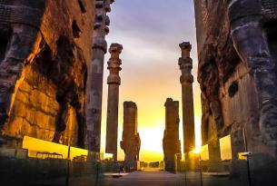 Irán: exploradores de la antigua Persia en 11 días
