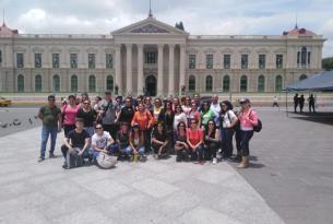 Conociendo el Encantador El Salvador en 4 Dias