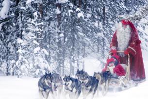 6 días en Laponia: Navidad en el hogar de Papá Noel
