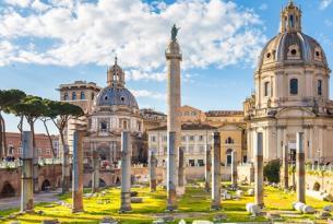 ¡¡ Ciao Roma !!