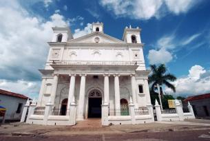 Viaje a El Salvador - Fin de año