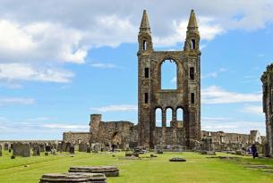Castillos y ciudades medievales de Escocia