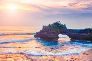 Indonesia: la Isla de fuego y la isla de los dioses