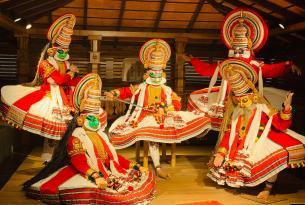 Rajastán y Kerala: combinación ganadora en la India