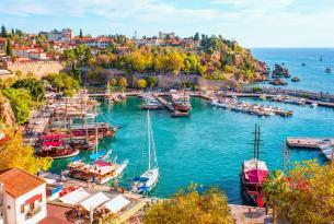 Encantos de Estambul y Playas de Bodrum
