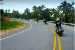 Viaje en moto Harley República Dominicana