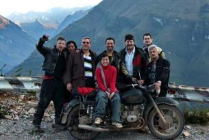 Viaje en moto Vietnam Karst 8 días 6 de ellos en moto