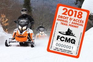 Viaje en moto de nieve Canadá Raid Confort & Spa