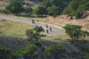 Viaje en moto Marruecos  KTM 1190 cc