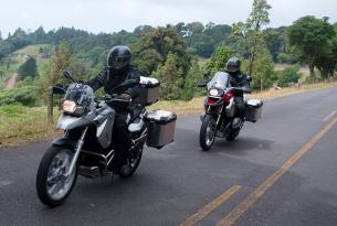 Viaje en moto Costa Rica a tu aire en BMW