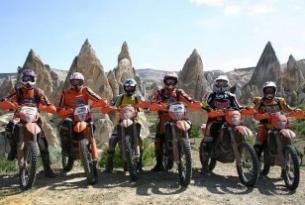 Viaje en moto enduro Turquía Raid Transanatolia