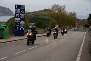 Viaje en moto Camino de Santiago 10 días 8 en moto propia o de alquiler.