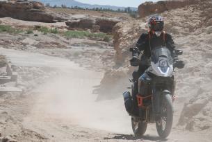 """Viaje en moto Marruecos """"Sabores de África en moto propia"""