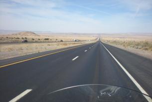 Viaje en moto Media Ruta 66 desde Albuquerque a Los Ángeles a tu aire con hoteles