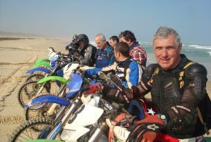 Viaje en moto enduro Brasil 7 días 6 noches 4 en moto