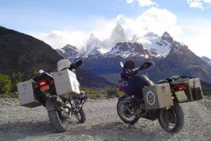 Viaje en moto, Argentina,  Patagonia: 12 dias en BMW