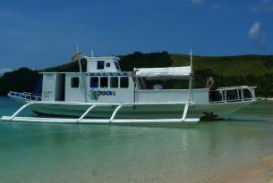 Viaje Buceo Filipinas isla de Romblon