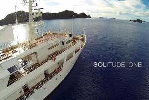 Viaje buceo safari Palau a bordo del Solitude One (En español)