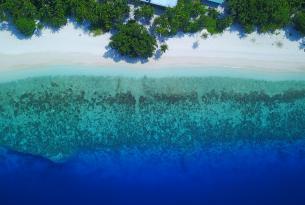 Viaje buceo Maldivas Manta Village