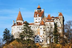 Castillos de Transilvania y Cárpatos (Puente Inmaculada)