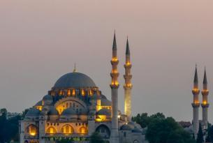 Estambul, Capadocia, Costa Turca y Dubái