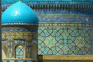 Uzbekistan, Ruta de la Seda