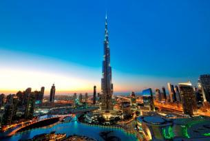 Dubai al Completo