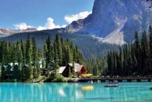 Canadá Oeste: Grandes Parques Nacionales