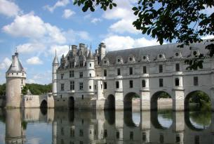 Castillos del Loira, Bretaña y Normandía