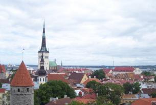 Fin de semana en Tallin