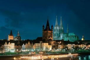 Crucero fluvial por el Rhin en Semana Santa