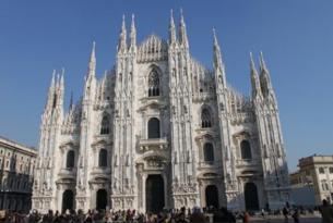 Viaje a Milán