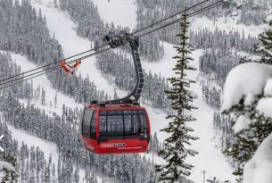 Ski en Whistler-Blackcomb (Canadá)