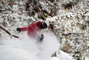 Ski en Aspen-Snowmass (Estados Unidos)