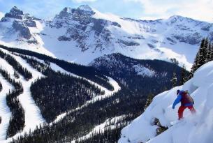 Ski en Banff-Lake Louise (Canadá)